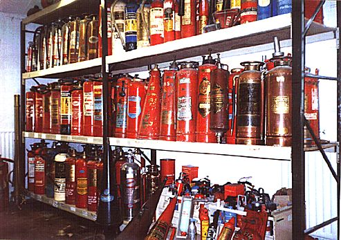 About Antique Cars Fire And Fire Extinguishers